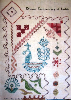 Indian embroidery 001